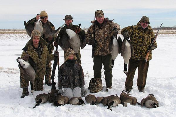 Waterfowl Hunting