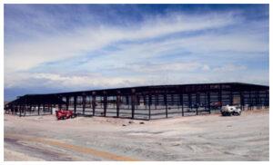 Industrial Steel Buildings