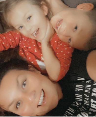 Abby & children
