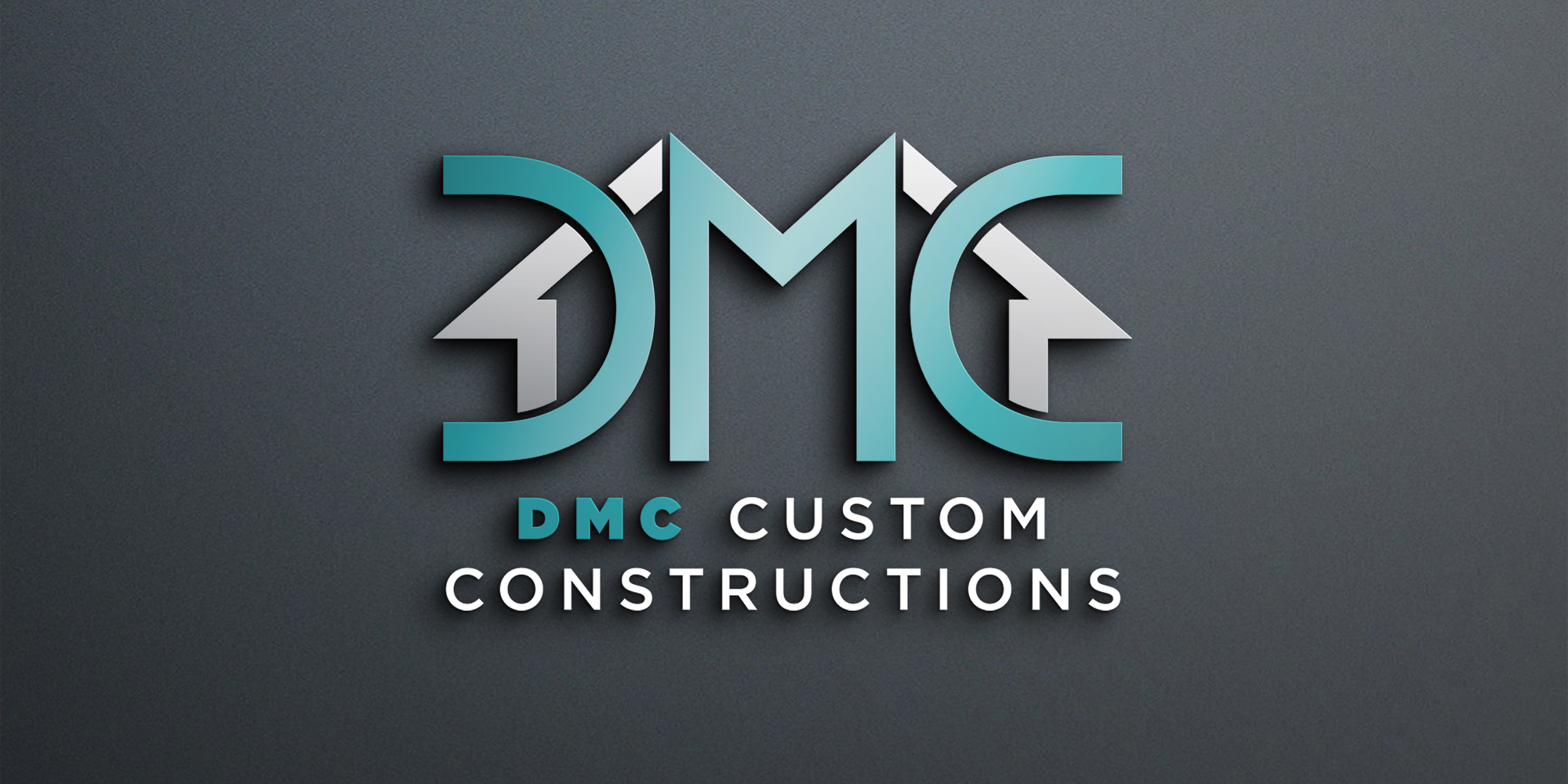 Professional Brand Design of Signage for a Construction Company