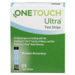 One Touch Ultra 25ct (OTUB2)