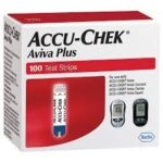 Accu-check Aviva Plus 100ct (AVP1)