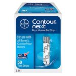 Bayer Contour Next 50ct (7311) (BCN5)