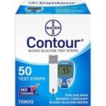Bayer Contour 50ct (7080G) (BC5)