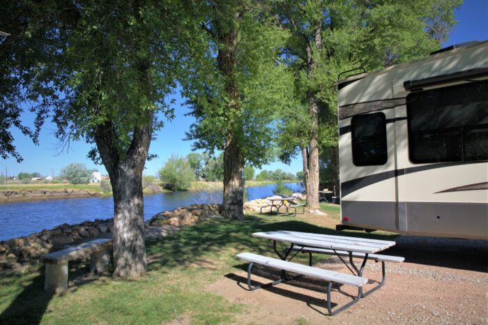 River Front RV Spaces