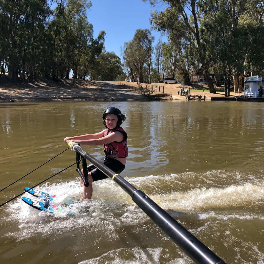 learn watersports in moama