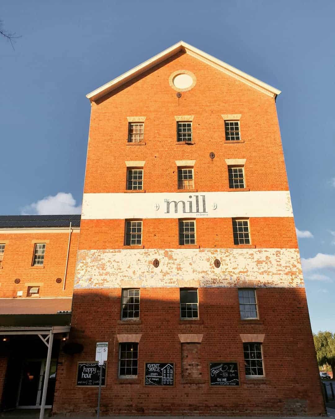 the mill restaurant echuca