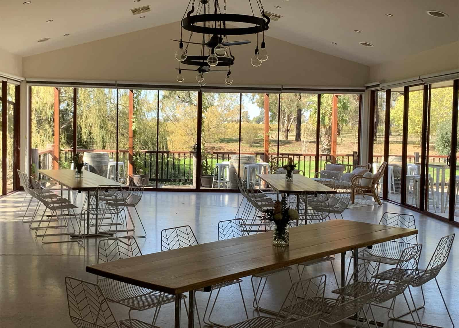 private conference in moama