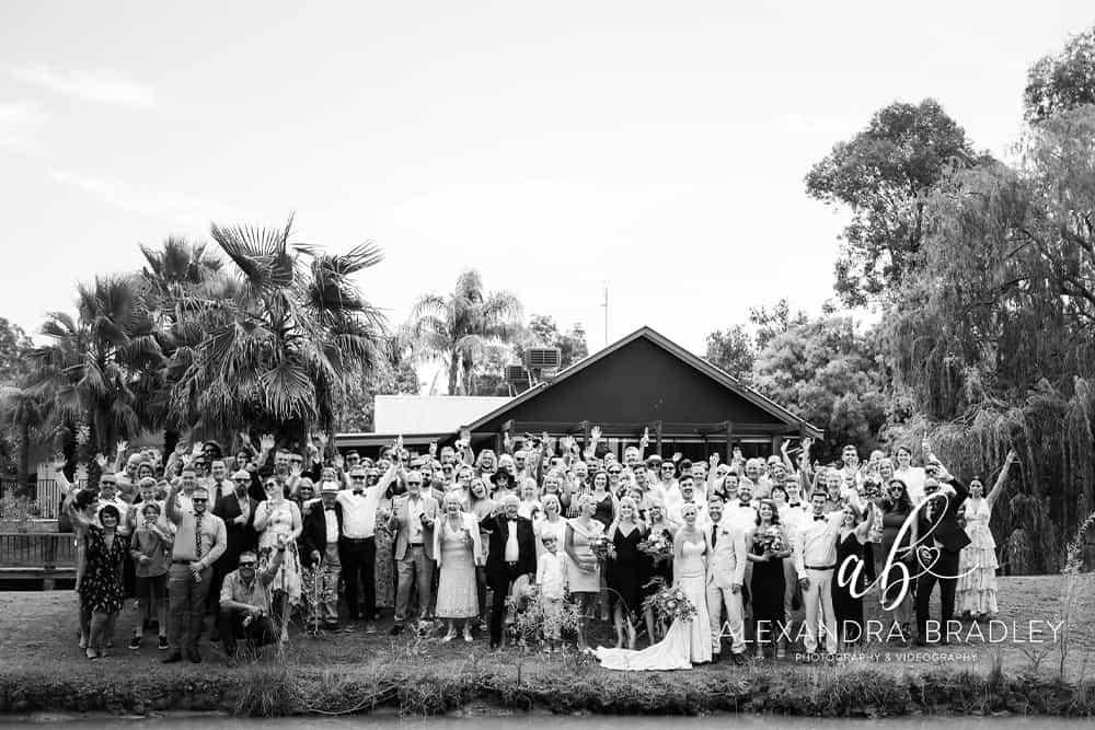 perricoota vines lakehouse wedding