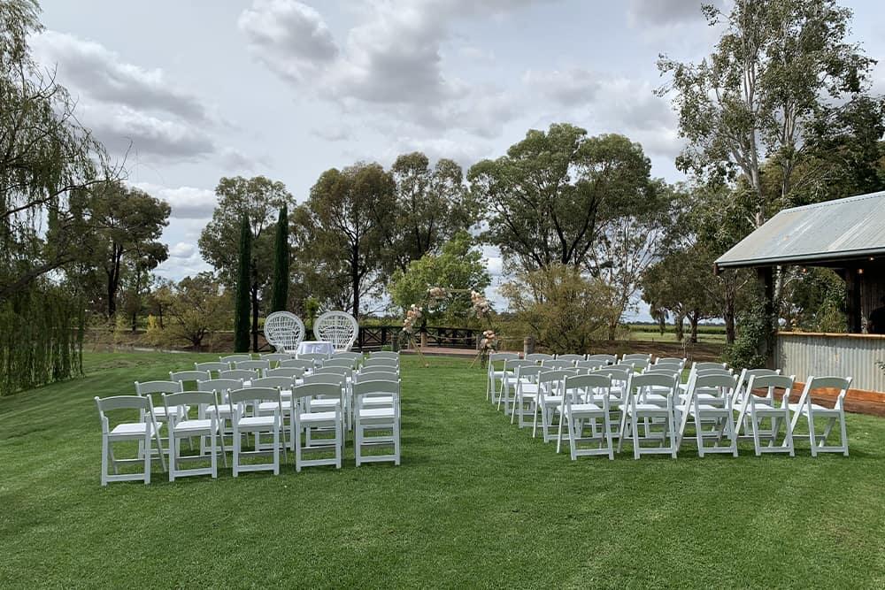 wedding venue in moama