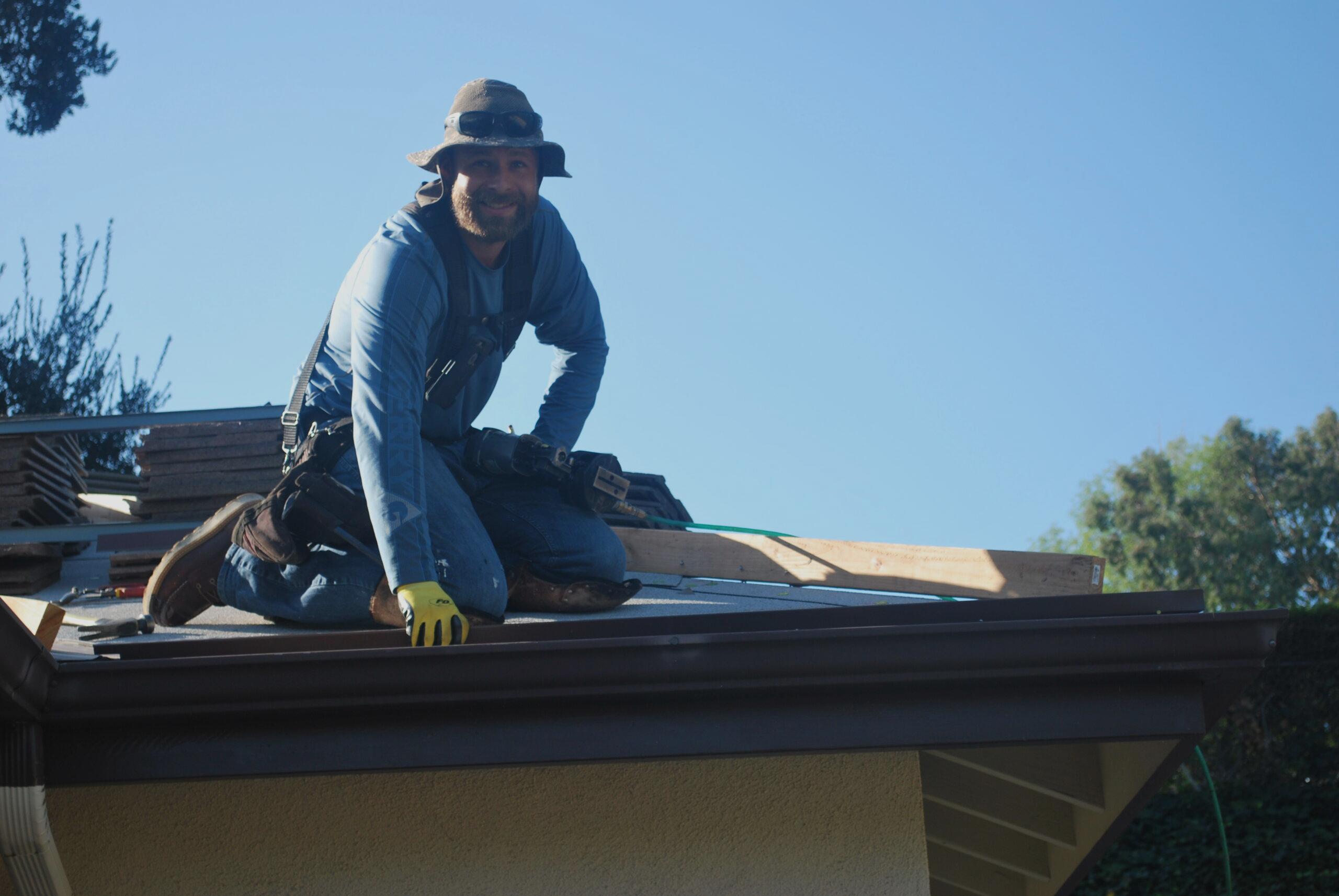 Leaky Roof?