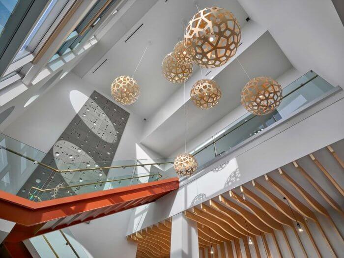 Chandos Construction project 3, commercial interior design Edmonton