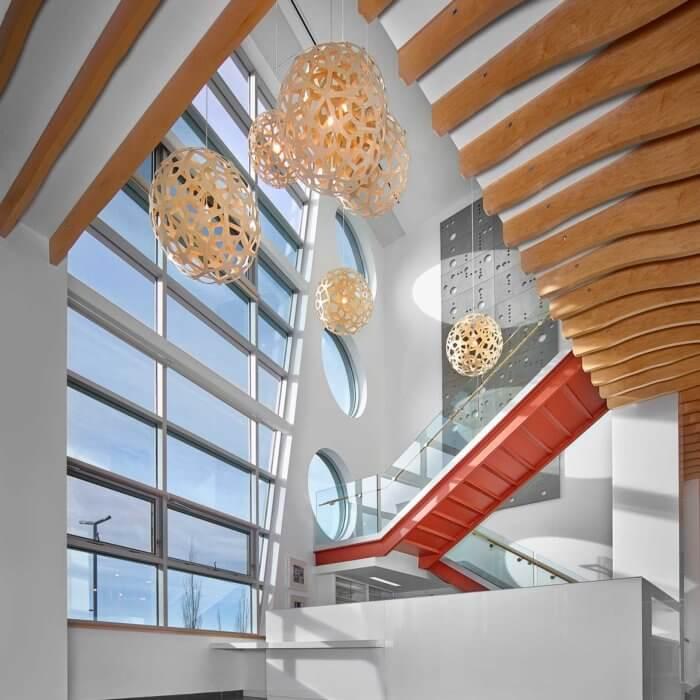 Chandos Construction project 4, commercial interior design Edmonton