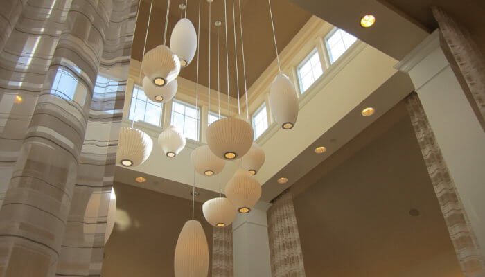 Hilton Garden West Edmonton Project 1, hotel interior design firms