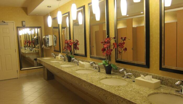 Hilton Garden West Edmonton Project 3, hotel interior design firms