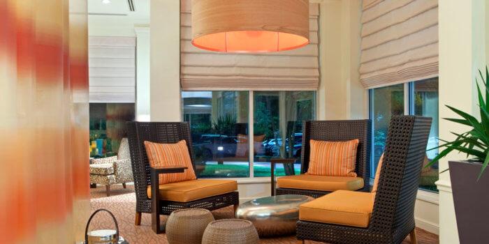 Hilton Project Grow, boutique hotel interior design