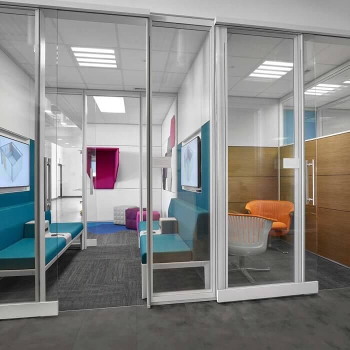 RGO Office Furnishings Project 4, commercial interior design Edmonton