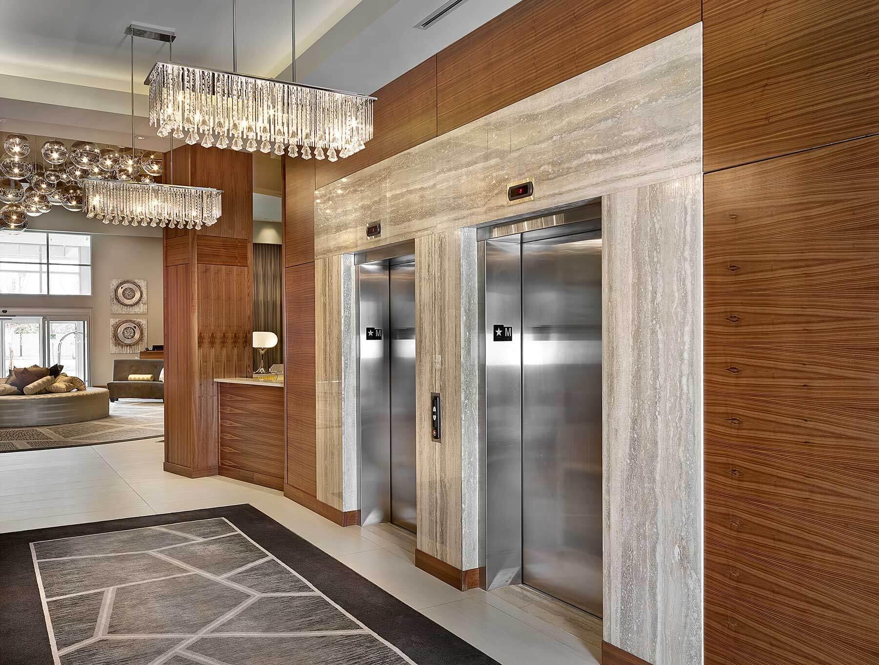 Radisson Hotel Conference Center project 7, hotel interior design Edmonton