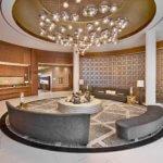Radisson Hotel Conference Center project 8, hotel interior design Edmonton
