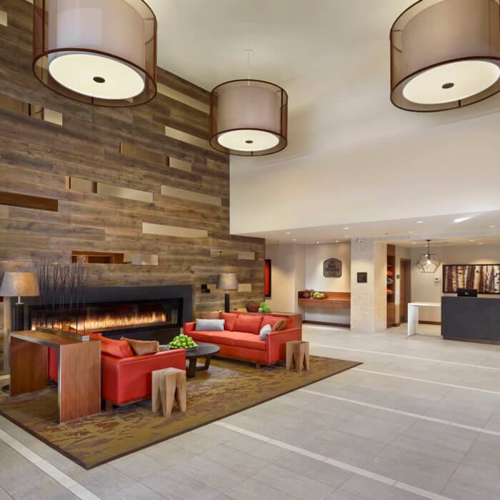 Best Western Hotel Interior Design Lobby Sundre Select Service
