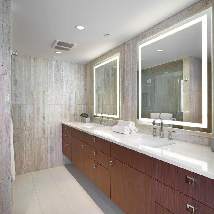 Private Residence Bathroom Luxury Condo Interior Design