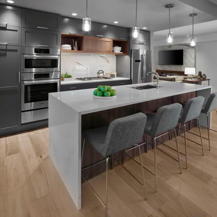 West Block Show Suite Multi Family Luxury Condo 2, Interior Design Edmonton