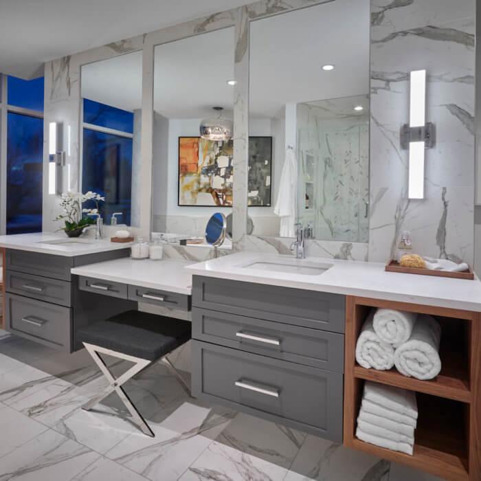 West Block Show Suite Multi Family Luxury Condo 3 Interior Design Edmonton