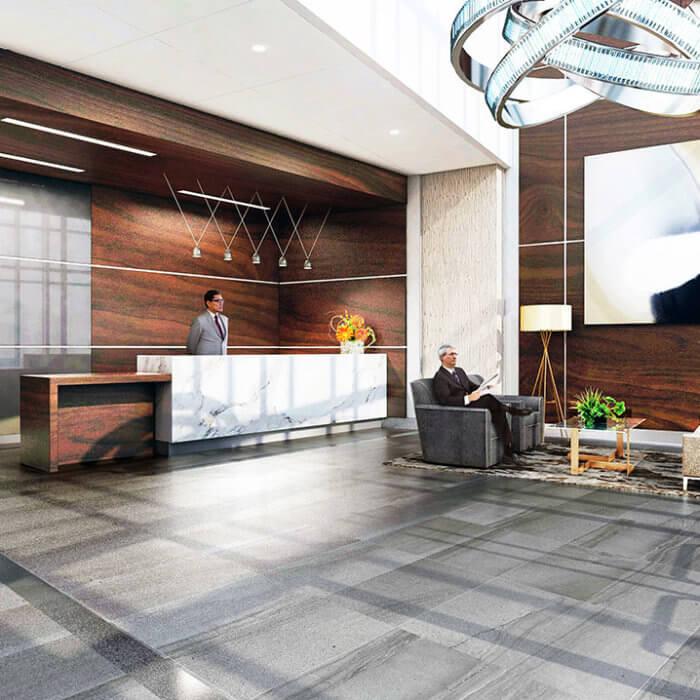 Jennifer Jordan Interior Design West Block Lobby REV 2