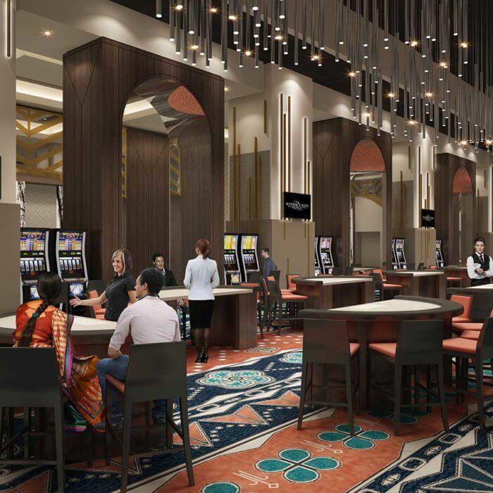 Edmonton Interior Design River Cree Resort Casino Tables
