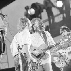 Crosby, Stills, Nash & Young (CSNY) Photograph