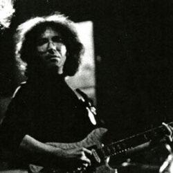 Jerry Garcia (Grateful Dead) Photograph