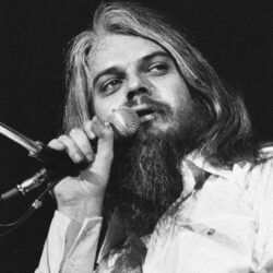 Leon Russell Photograph