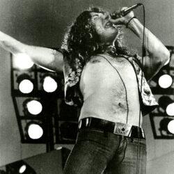 Robert Plant (Led Zeppelin) Photograph