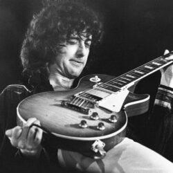 Jimmy Page Photograph
