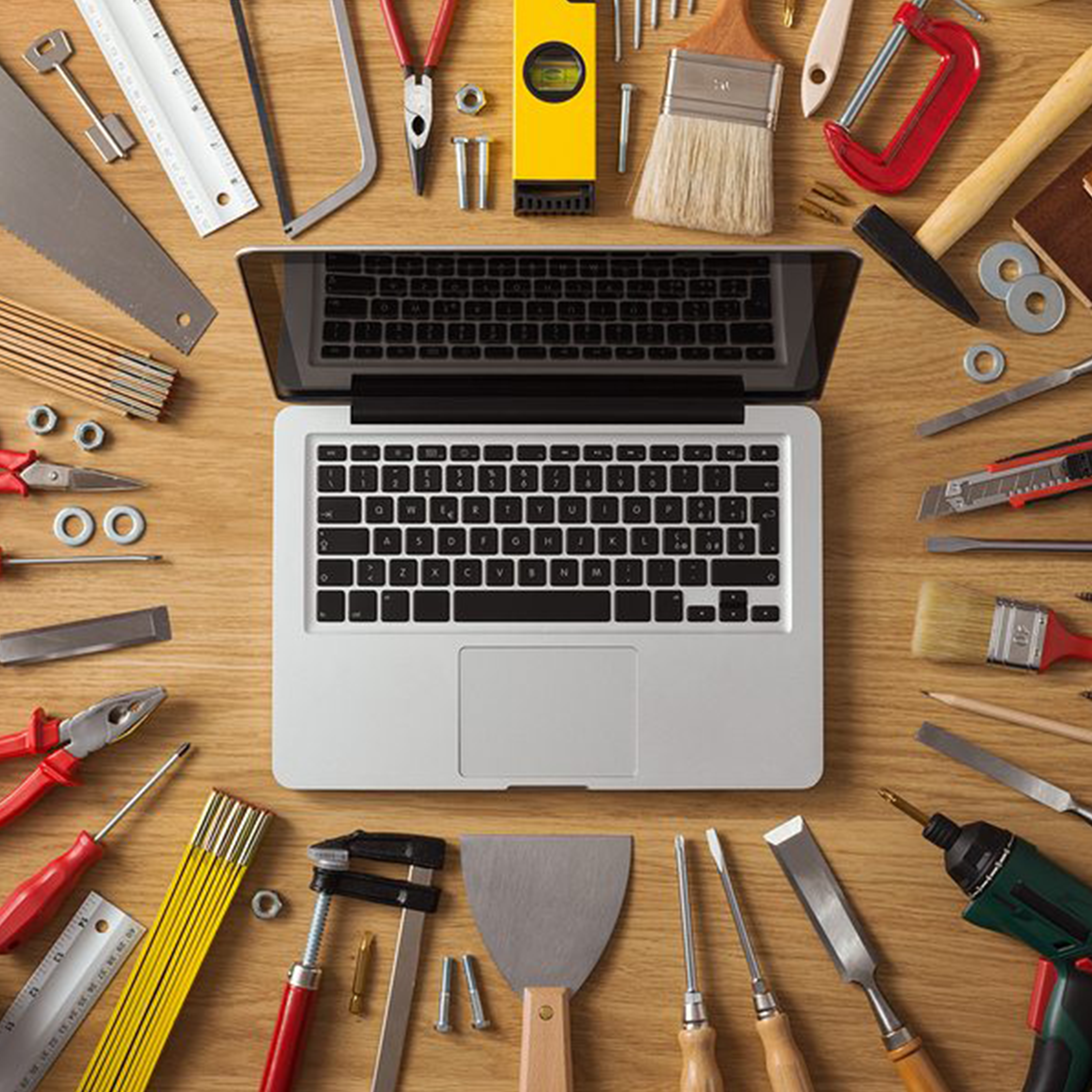 Tools I Use – an Overview
