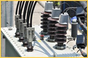 medium & high voltage electrical services
