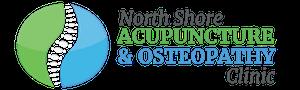 North Shore Acupunture & Osteopathy Logo