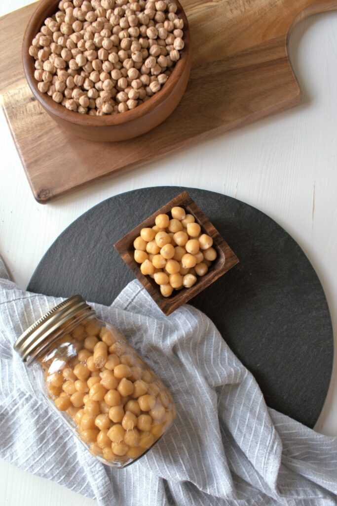 How to Cook Chickpeas and Make Aquafaba
