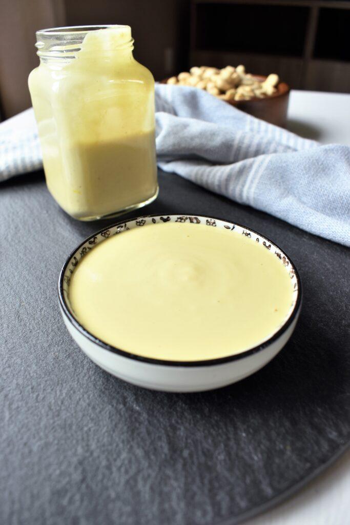 Vegan Sweet Mustard Sauce