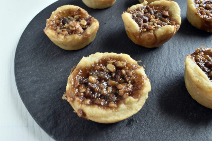 Vegan Butter Tarts Homemade Shells