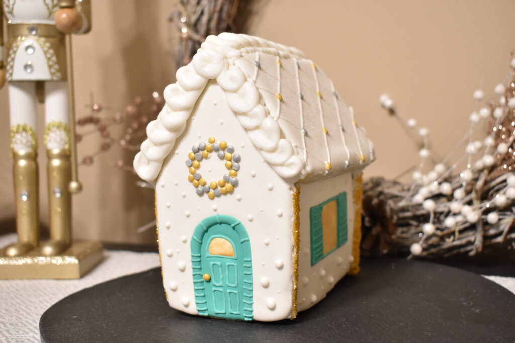 Sugar Cookie House