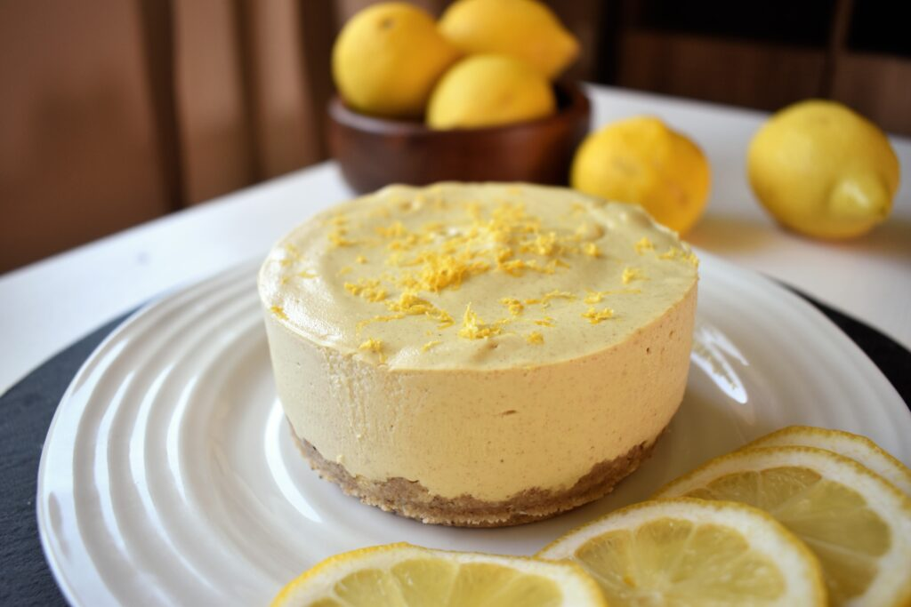 Lemon No Bake Cheesecake