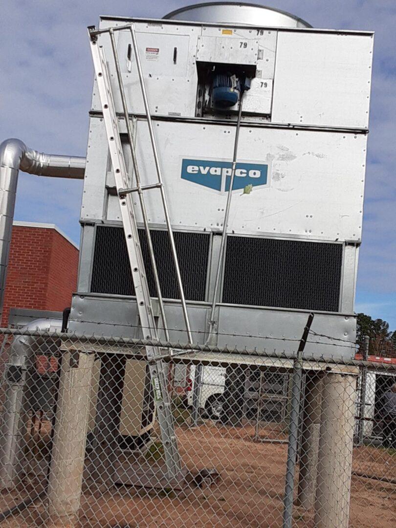 Evapco heavy equipment