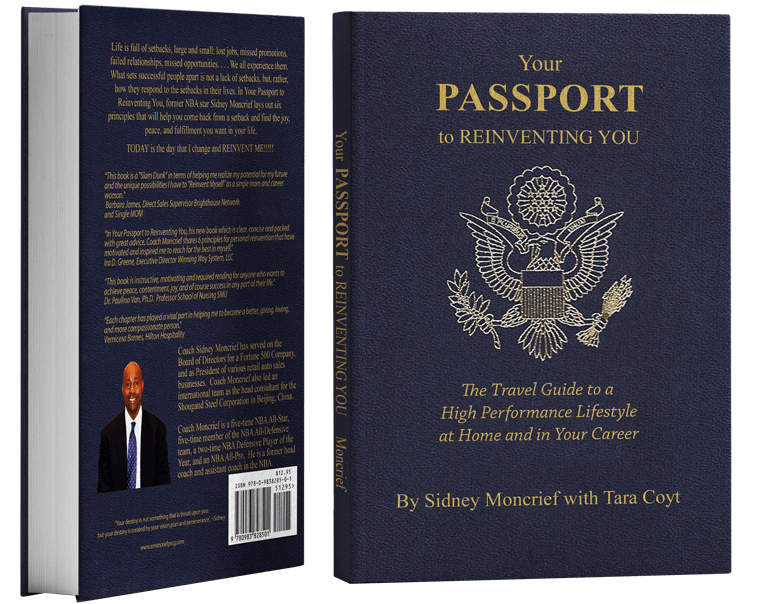 Your Passport to REINVENTING YOU