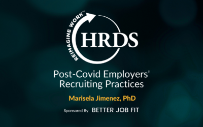 Post-Covid Employers' Recruiting Practices