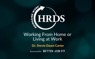 Working From Home Or Living At Work
