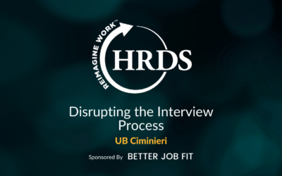 Disrupting the Interview Process