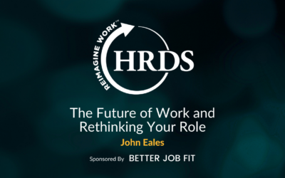 The Future of Work and Rethinking Your Role