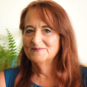 Mary Anne Doan, Headshot