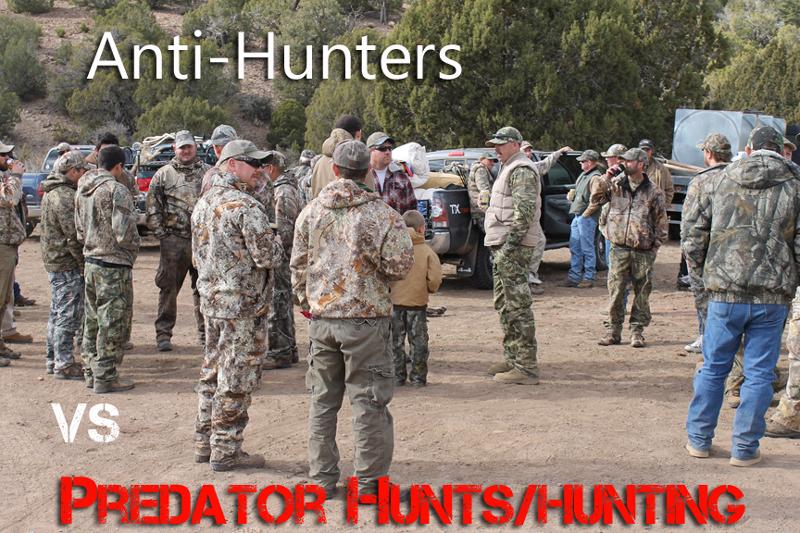 death of Predator Hunting